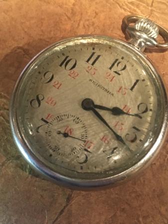 1月18日 買付分 陸軍航空総監賞提時計・懐中型_a0154482_21335461.jpg