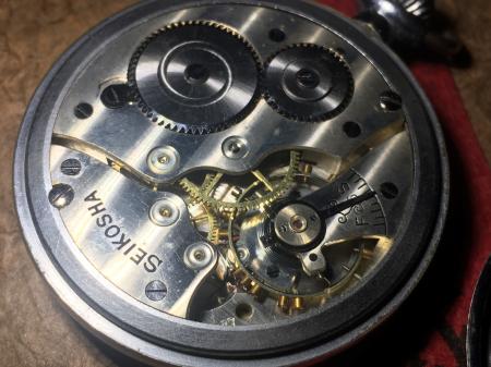 1月18日 買付分 陸軍航空総監賞提時計・懐中型_a0154482_21335805.jpg