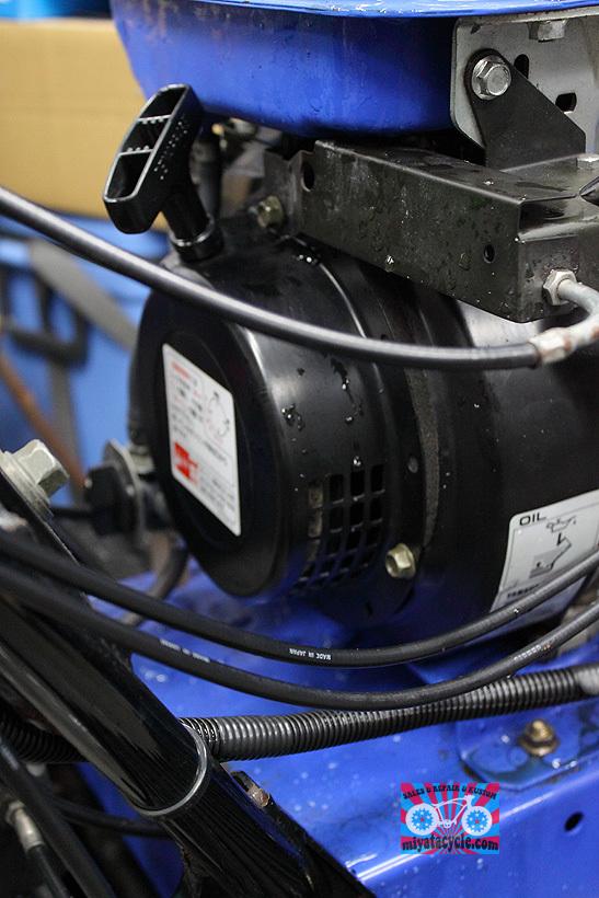 エンジンがかからなくなったYT660EDJ_e0126901_09381493.jpg