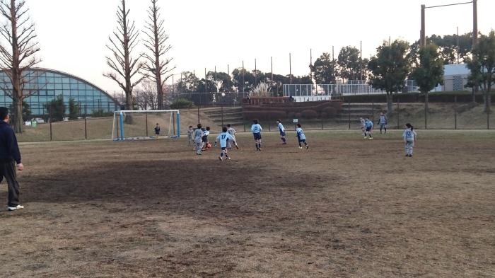 3年生 練習試合1/20 VS関谷SC _a0109316_20434974.jpg