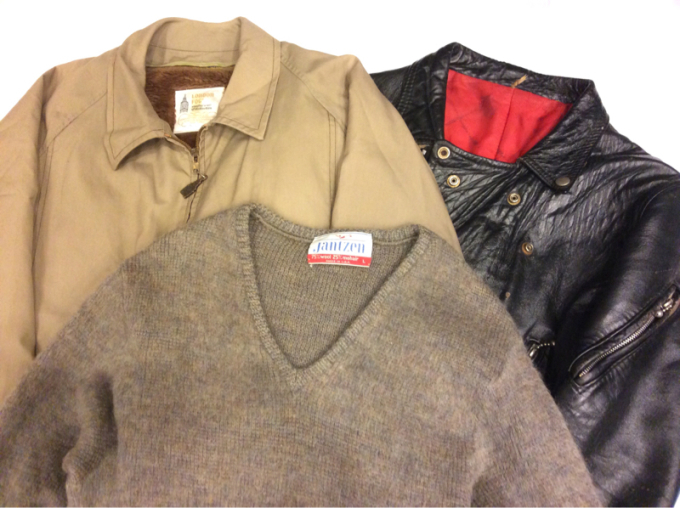 「 SATURDAY NIGHT CHOICE ITEMS 」 - GIANT BABY    used&vintage clothing & culture & happy