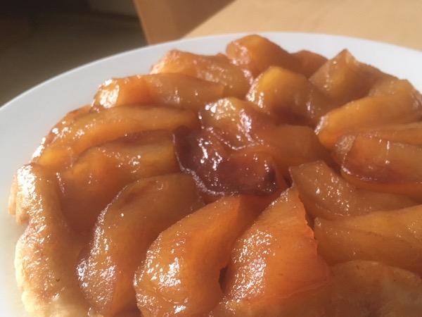 モノプリの林檎パイ - モンパルナス