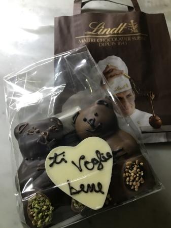 愛すべきクマさんチョコレート♪_a0136671_02114717.jpg