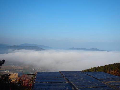 雲海からの卵かけご飯ライド_a0345079_15053863.jpg