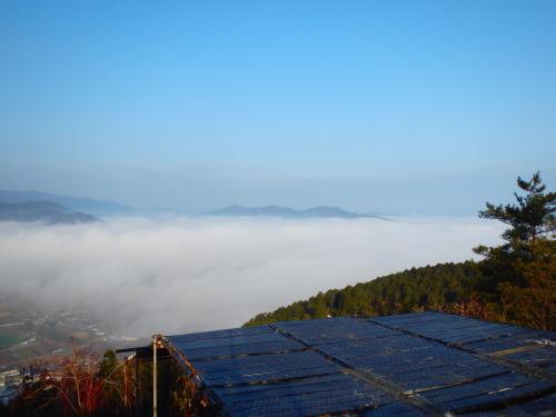 雲海からの卵かけご飯ライド_a0345079_15081059.jpg
