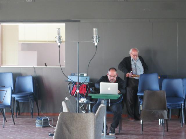 ビラドラウでリコーダーグループの録音をしました_b0064411_09062367.jpg
