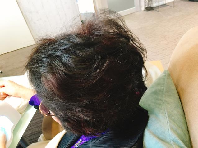 大人のおしゃれ増毛エクステでトップがふんわり♪_f0140145_16433500.jpg