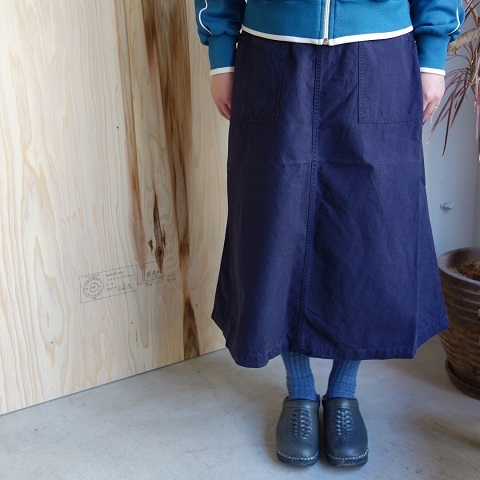 THE NORTH FACE PURPLE LABEL : Cotton Ripstop Field Skirt_a0234452_17543142.jpg