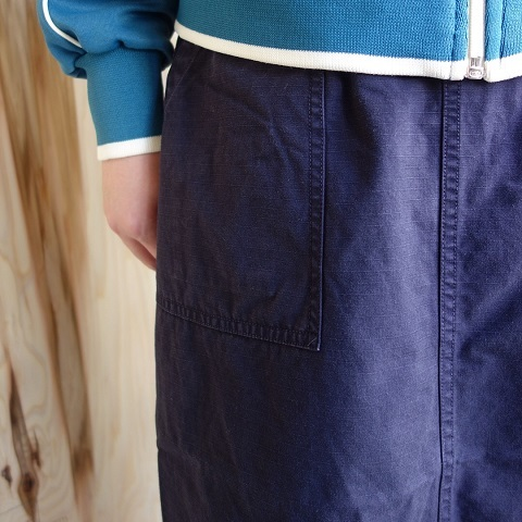 THE NORTH FACE PURPLE LABEL : Cotton Ripstop Field Skirt_a0234452_17550646.jpg