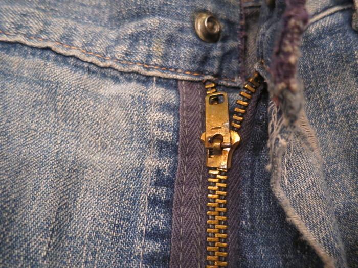 50\'s DENIM PAINTER PANTS 50s 雰囲気系 ペインター_e0187362_15513310.jpg
