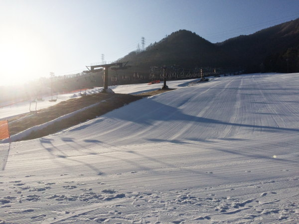 カムイ みさか スキー 場