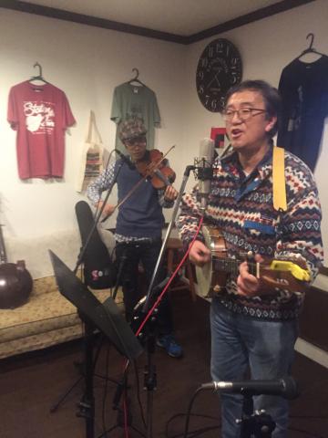 1月20日 Bluegrass Jam会す_d0225380_18034348.jpg