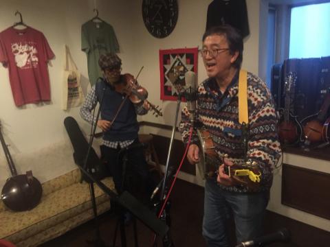 1月20日 Bluegrass Jam会す_d0225380_18034372.jpg