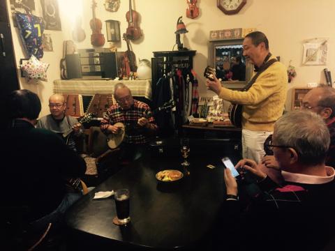 1月20日 Bluegrass Jam会す_d0225380_18034444.jpg