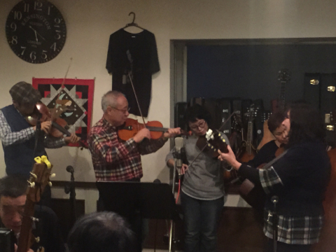 1月20日 Bluegrass Jam会す_d0225380_18034492.jpg
