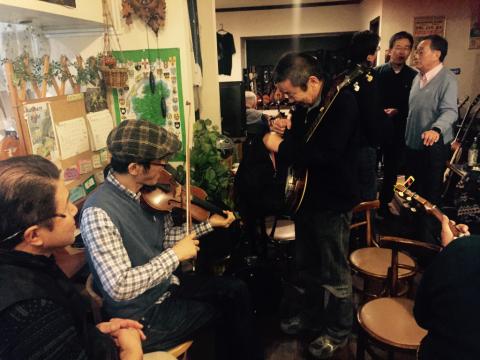1月20日 Bluegrass Jam会す_d0225380_18034564.jpg