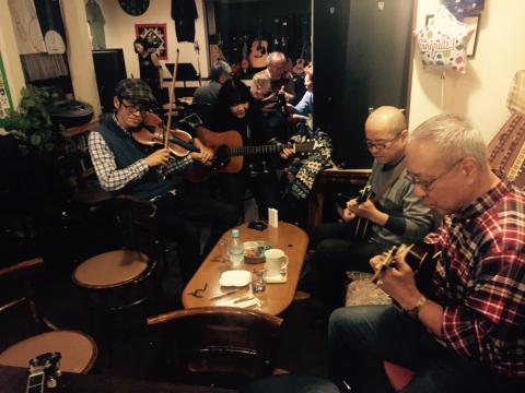 1月20日 Bluegrass Jam会す_d0225380_18034579.jpg