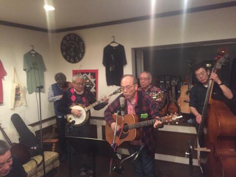 1月20日 Bluegrass Jam会す_d0225380_18034651.jpg