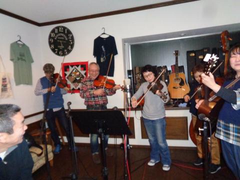 1月20日 Bluegrass Jam会す_d0225380_18194912.jpg