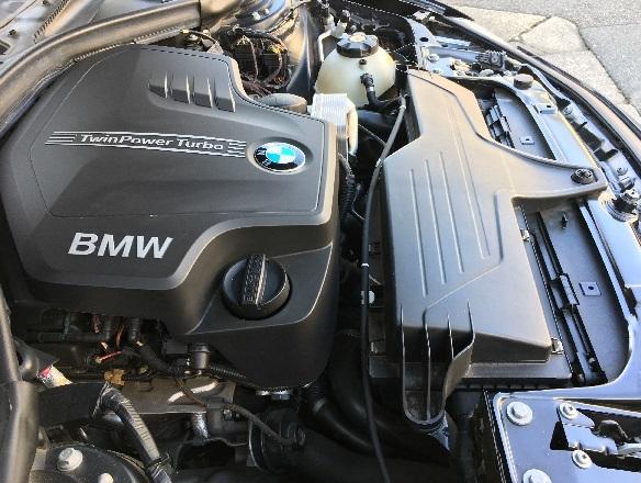 BMW 320i スポーツ セダン F30_b0378781_20025643.jpg