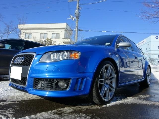 Audi A4 S4 RS4_c0219786_12081951.jpg