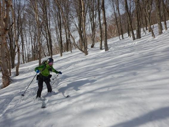 山スキー_f0230689_18141327.jpg