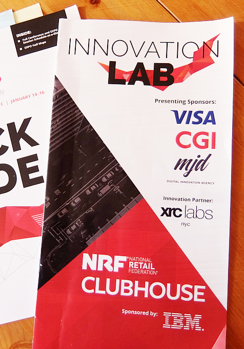 NRF 2018 Retail\'s Big Showの『イノベーション・ラボ』 (Innovation Lab)_b0007805_542325.jpg