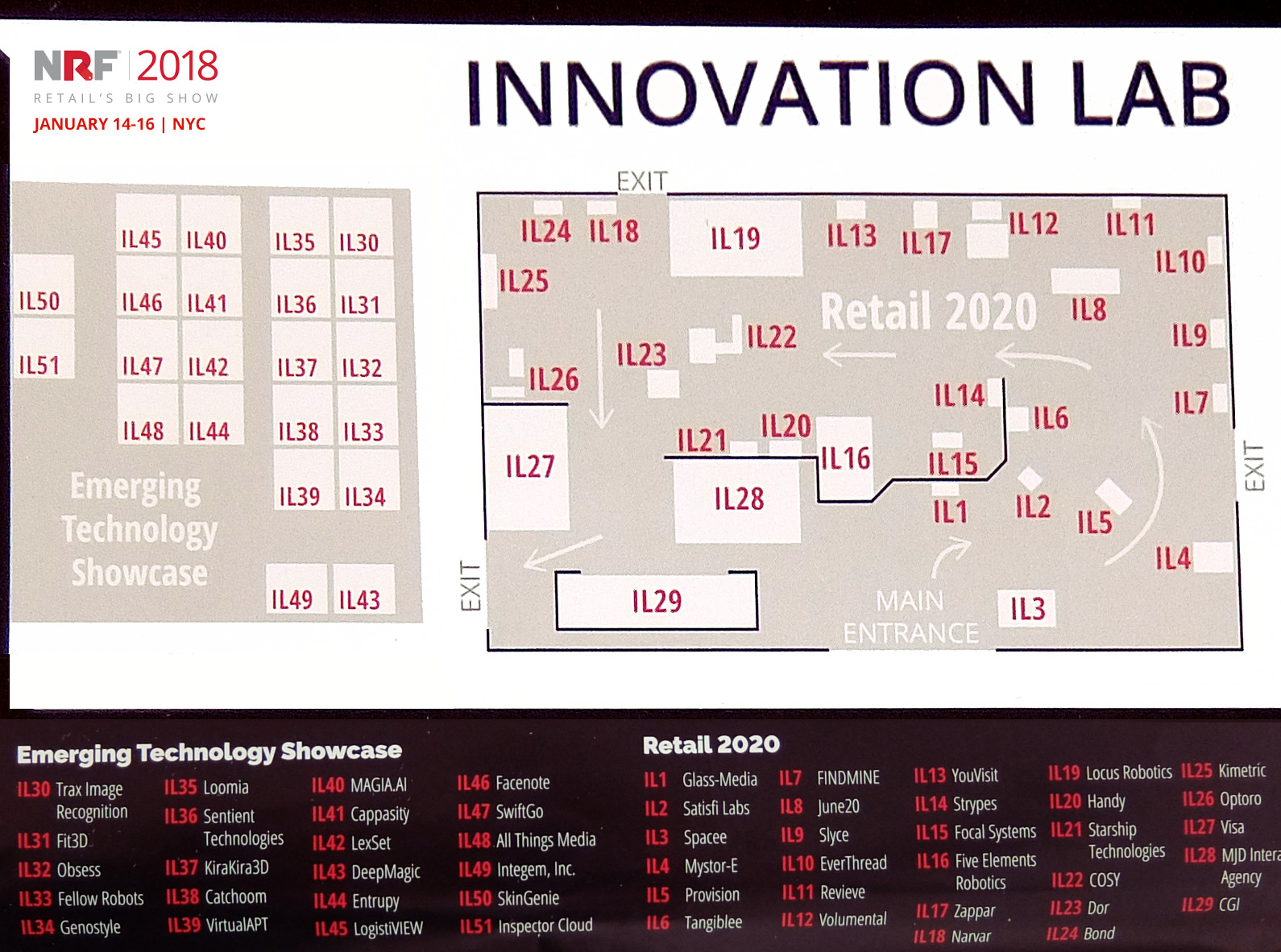 NRF 2018 Retail\'s Big Showの『イノベーション・ラボ』 (Innovation Lab)_b0007805_558676.jpg