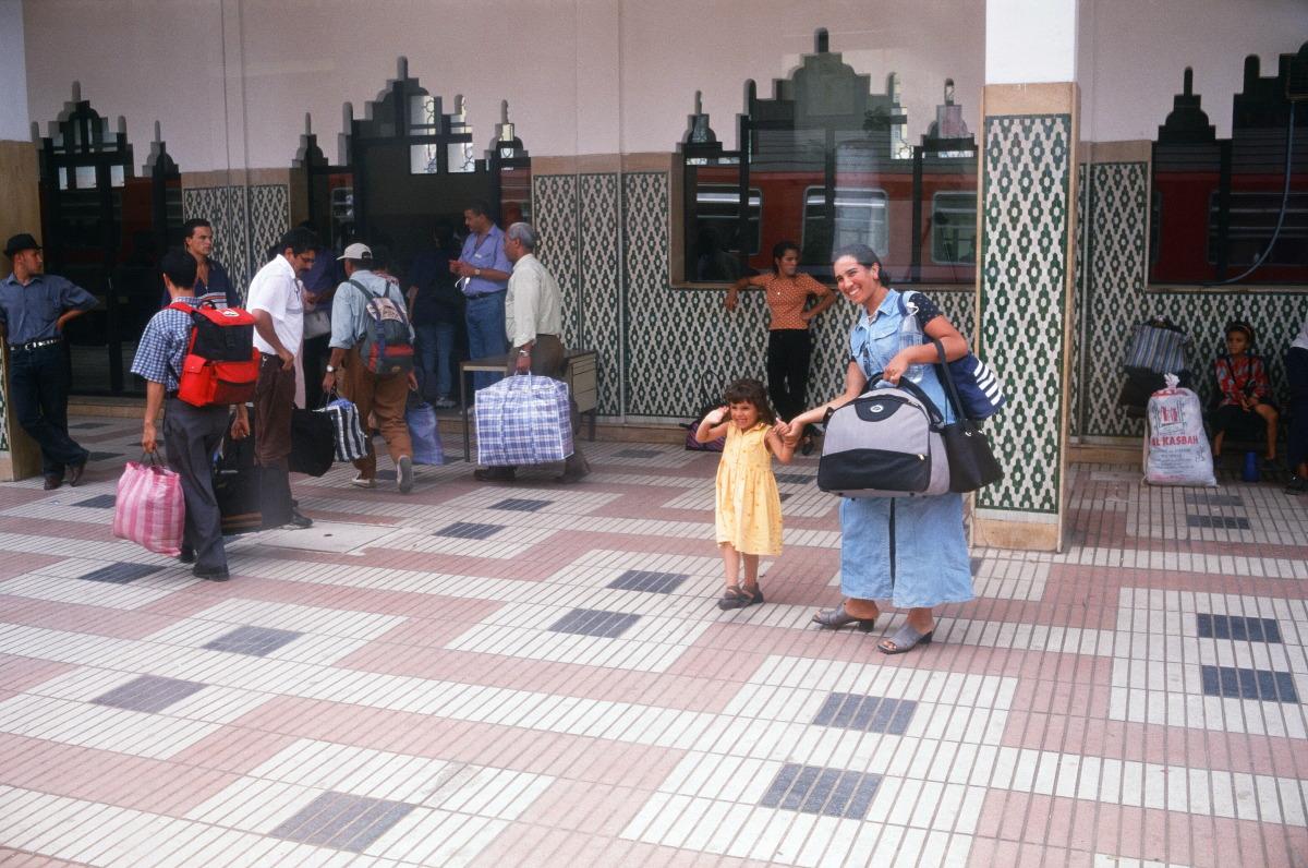 【大陸横断2000その26】タンジール~フェズ  モロッコ鉄道旅情_b0061717_2353166.jpg