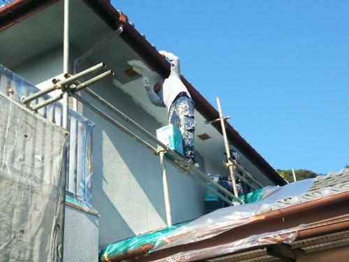 T様邸(西区己斐上)外壁塗装工事_d0125228_20262152.jpg