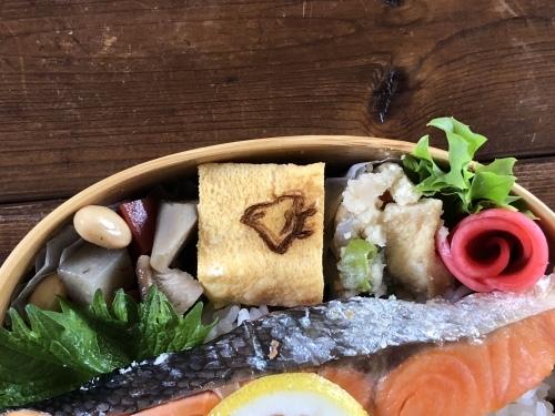焼き鮭弁当_c0270834_08414276.jpeg