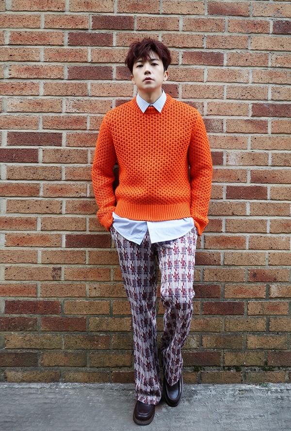 2PM ウヨン、遅い思春期で得たもの[インタビュービハインド]_d0020834_00314334.jpg