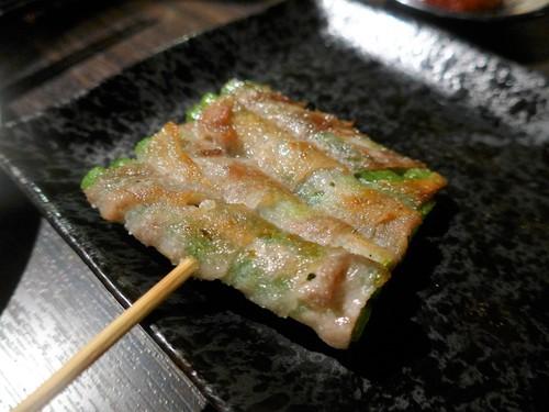 吉祥寺「Charcoal Cuisine 克ッ 井の頭」へ行く。_f0232060_081943.jpg