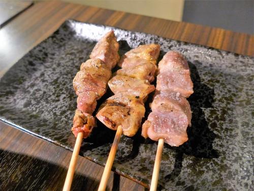 吉祥寺「Charcoal Cuisine 克ッ 井の頭」へ行く。_f0232060_0858.jpg