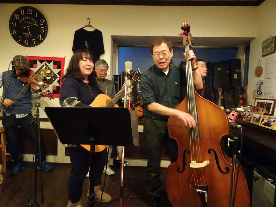 1月20日 Bluegrass Jam会す_d0225380_00562414.jpg