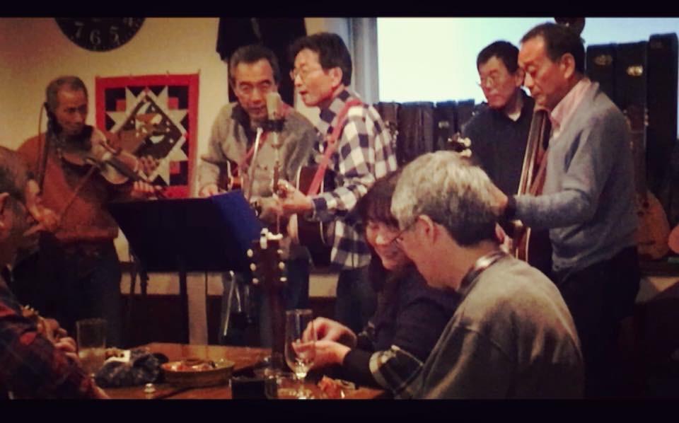 1月20日 Bluegrass Jam会す_d0225380_00562425.jpg