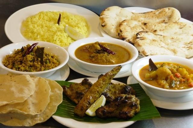 南インド料理ガネーシュのお持ち帰りメニュー_e0145685_20322050.jpg