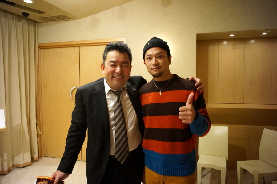 Ein Kontrabaß spielt selten allein am 20.10.17 in Tokio_c0180686_19242547.jpg