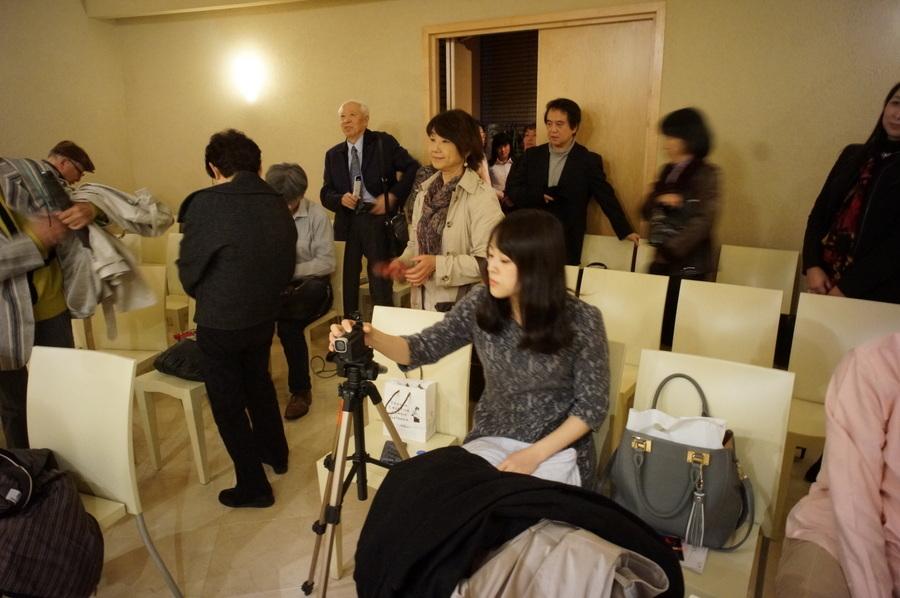Ein Kontrabaß spielt selten allein am 20.10.17 in Tokio_c0180686_19244949.jpg