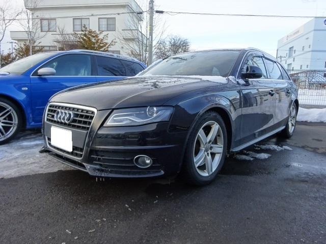 Audi A4 S4 RS4_c0219786_16082978.jpg