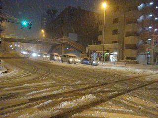 関東地方、4年ぶりの大雪!!_c0223192_23372620.jpg