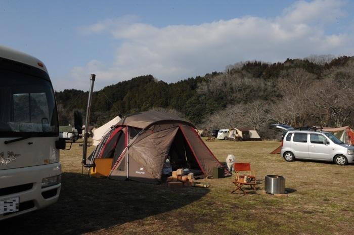 カントリーパーク大川でキャンプ_a0049296_19585450.jpg