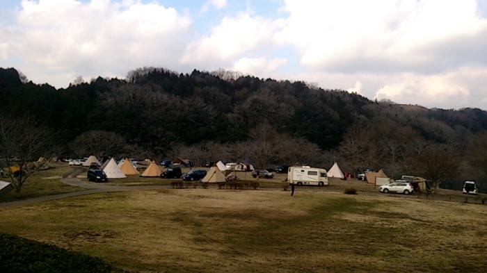 カントリーパーク大川でキャンプ_a0049296_20022023.jpg