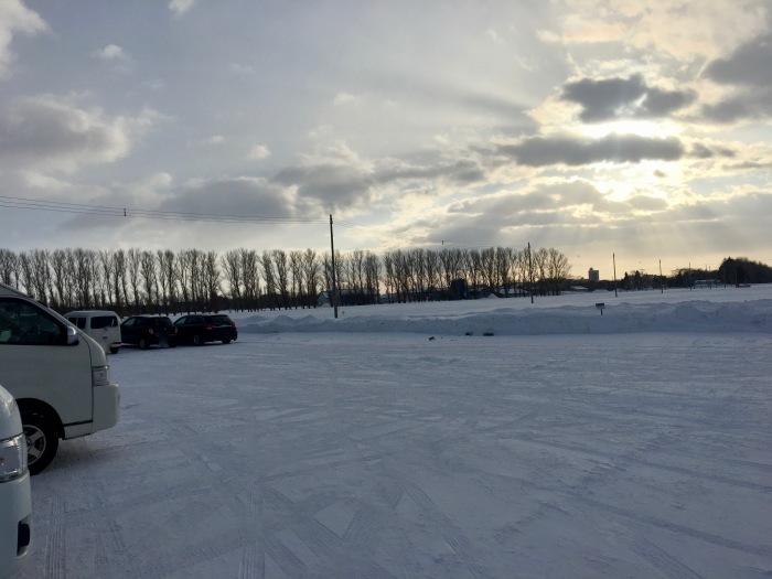 北海道の 氷上ワカサギ釣り !_c0226202_05591162.jpg