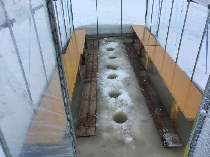 北海道の 氷上ワカサギ釣り !_c0226202_05592284.jpg