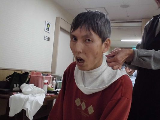 1/22 散髪_a0154110_09343166.jpg