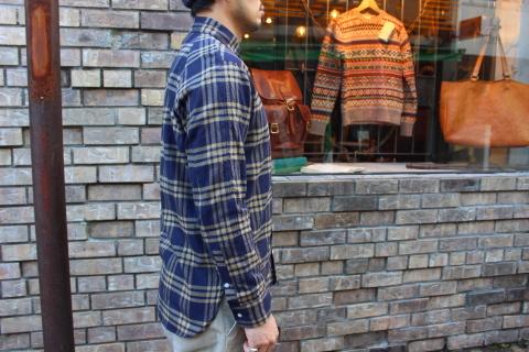 """melple別注 \""""高級ビエラBDシャツ+バンダナ\"""" ご紹介_f0191324_07581991.jpg"""