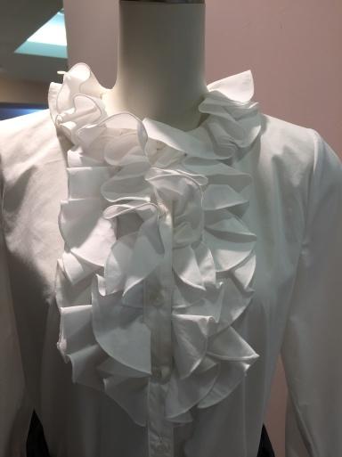 アシメントリーな裾デザイン ロングスカート_c0223630_19445539.jpg