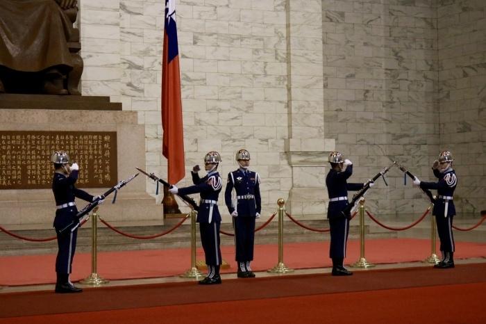 【中正紀念堂】台湾旅行 - 9 -_f0348831_21305943.jpg