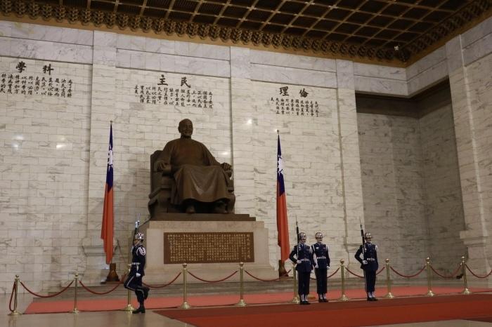 【中正紀念堂】台湾旅行 - 9 -_f0348831_21310448.jpg